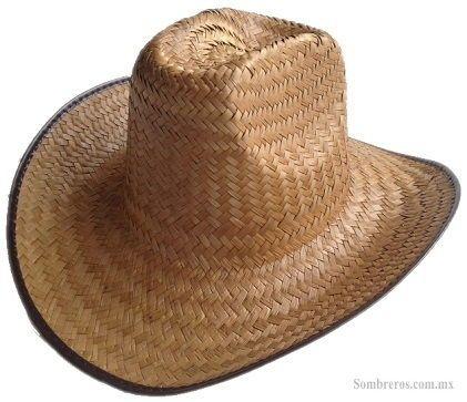 Sombreros de paja - Venta de sombreros fábrica mayoreo todo México e634170deae