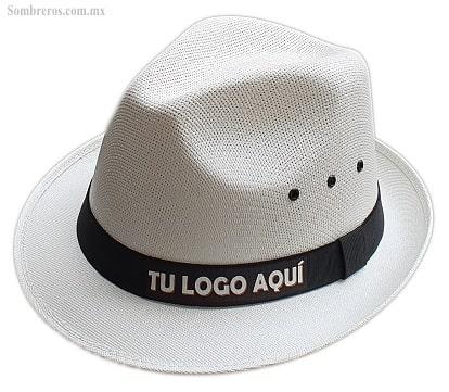 Sombreros publicitarios - Económicos y personalizados de palma paja 35375fe4d0d