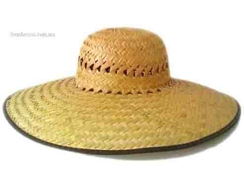 646382c3d25dc Sombreros de palma - Venta de sombreros fábrica mayoreo todo México
